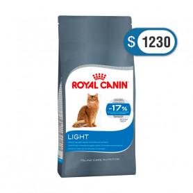 Bolsa de alimento Royal Canin Light 1,5 Kg