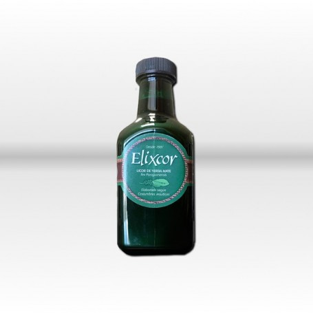 Elixcor Licor  De Yerba Mate 250 Cc