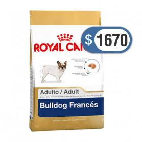 Bolsa de alimento Royal Canin Bulldog Francés Adulto 3 kilos