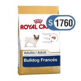 Bolsa de alimento Royal Canin Bulldog Francés Cachorro 3 kilos