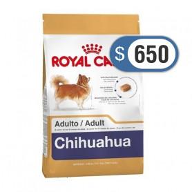 Bolsa de alimento Royal Canin Chihuahua 1 kilo