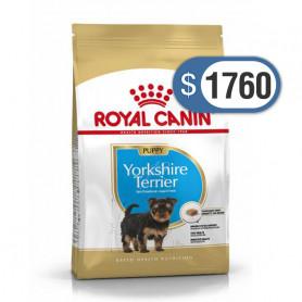 Bolsa de alimento Royal Canin Yorkshire Cachorro 3 kilos
