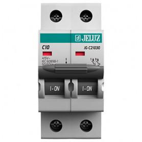 Interruptor Termomagnético 2x10A