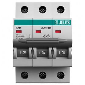 Interruptor Termomagnético 3x20A