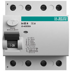 Interruptor Diferencial 4x63A