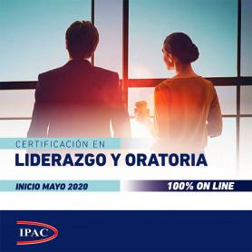 Certificación en Liderazgo y Oratoria / 4 Módulos - IPAC