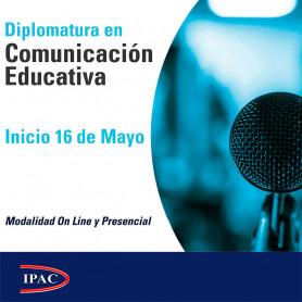 Diplomatura en Comunicación Educativa / 5 Módulos - IPAC