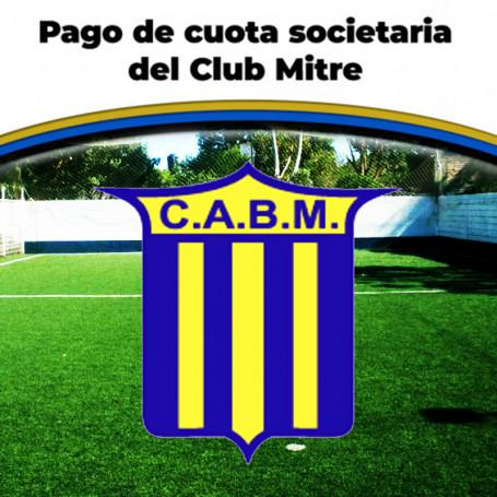 Club A. Bartolomé Mitre - Socio Familiar Activo con un hijo
