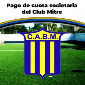 Club A. Bartolomé Mitre - Socio Familiar Activo con Dos Hijos