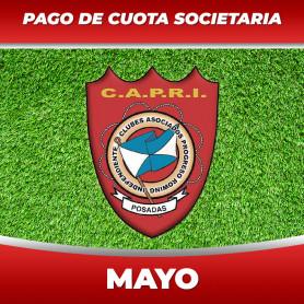CAPRI - Cuota 5/2020 - Mayo 2020