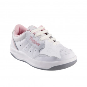 Topper X FORCER KIDS - Color: BLANCO/ROSA