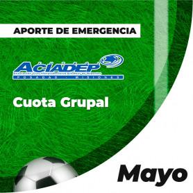 ACIADEP - Aporte De Emergencia Mayo 2020