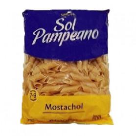 Fideo Sol Pampeano Mostachol 500 gramos 15 unidades