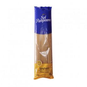 Fideo Sol Pampeano Spaghetti 500 gramos 20 unidades