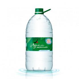Agua de las misiones 6,5 litros Sin Gas