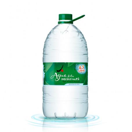 Agua de las misiones 6,5 litros Sin Gas - Oferta por 3 unidades