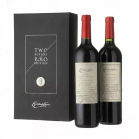 Vinos Escorihuela Gascon Polo Edition Twin Pack - Malbec + Cabernet Sauvignon