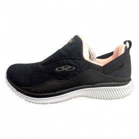 Zapatillas Olympikus O554PTOMLN - Color: LOFTY NEGRO