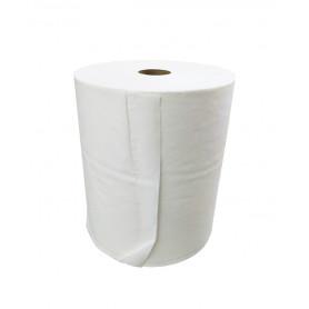 Papel Toalla en rollo blanco - 2x200mts