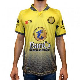 Camiseta oficial del Club Crucero Del Norte - Amarilla