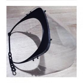Mascara de protección facial - Pack de 10 unidades