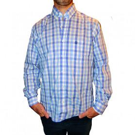 Camisas de Hombres La Josefina - A cuadros