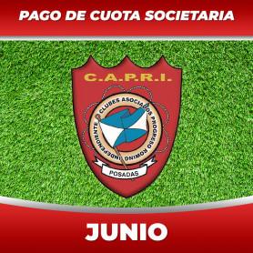 CAPRI - Cuota 6/2020 - Junio 2020