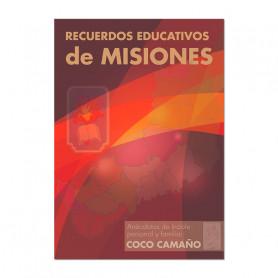Libro - Recuerdos educativos de Misiones