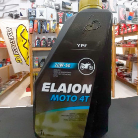 Aceite 4T Elaion Mineral 20 W - 50