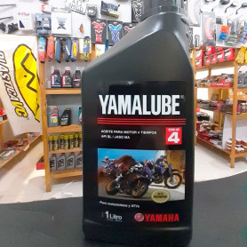 Aceite moto 4T Yamalube - 20 W 40