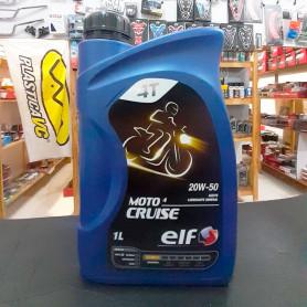 Aceite elf moto 4T - 20 W 50