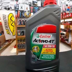 Aceite moto 4T Castrol mineral - 20w 50