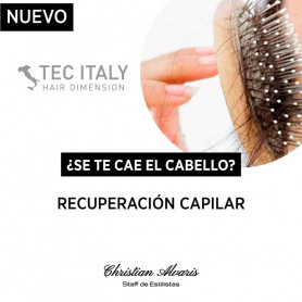 Recuperación capilar - Christian Alvaris