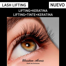 Lifting + Keratina - Christian Alvaris