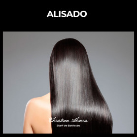 Voucher para Alisado - Christian Alvaris