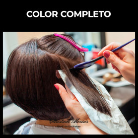 Voucher para color completo - Christian alvaris