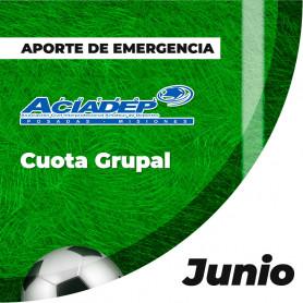 ACIADEP - Aporte De Emergencia Junio 2020