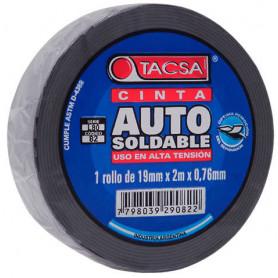 Cinta de Caucho EPR Autosoldable TACSA