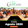 CAMEM - Cuota 08/2020 - Agosto 2020