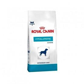 Bolsa de alimento Royal Canin Hypoallergenic 2 kilos