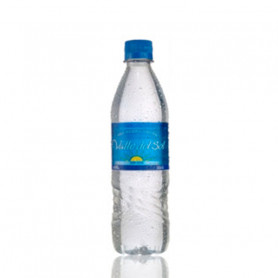 Candy bar: Botella de agua 500ml