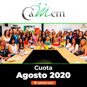 CAMEM - Cuota 09/2020 - Septiembre 2020