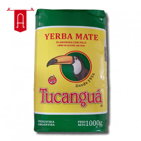 Yerba Mate Tucanguá Tradicional 1Kg
