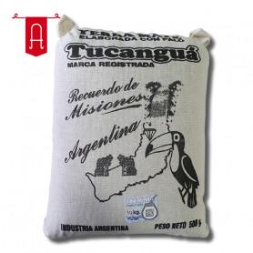 Yerba Mate Tucanguá Tradicional en Lienzo 500Gr