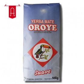 Yerba Mate Oroyé Suave 500Gr