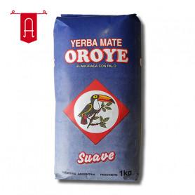 Yerba Mate Oroyé Suave 1Kg
