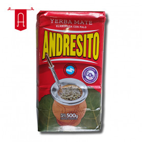 Yerba Mate Andresito Tradicional 500Gr
