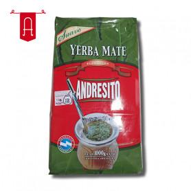 Yerba Mate Andresito Tradicional Suave 1Kg