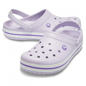 Crocs CROCBAND LAVANDER PURPLE