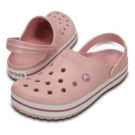 Crocs CROCBAND PEARL PINK-WILD ORCHID